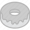 cooking, doughnut, food, gastronomy icon