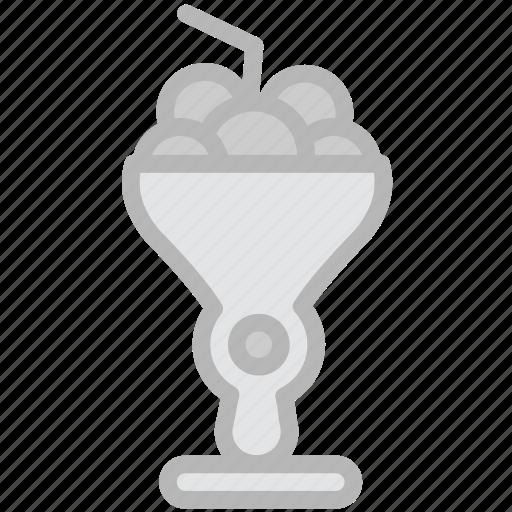 cooking, food, gastronomy, gelato icon