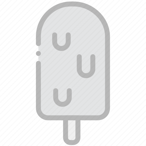 cooking, food, gastronomy, icecream, melting icon