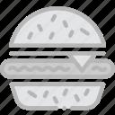 cooking, food, gastronomy, hamburger