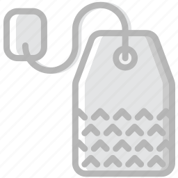 bag, cooking, food, gastronomy, tea icon