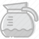 coffee, cooking, food, gastronomy, maker icon