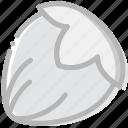 cooking, food, gastronomy, hazelnut icon
