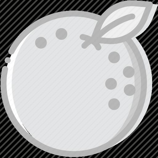cooking, food, gastronomy, orange icon