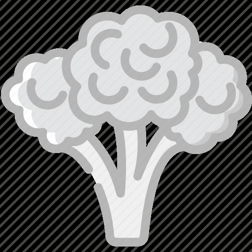 broccoli, cooking, food, gastronomy icon