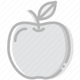 apple, cooking, food, gastronomy icon