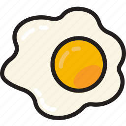 cooking, egg, food, fried, gastronomy icon