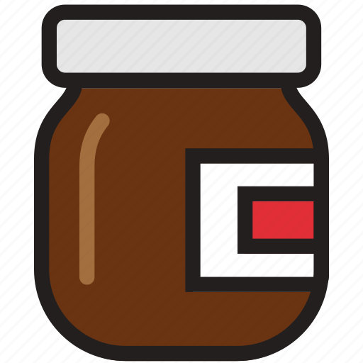 butter, cocoa, cooking, food, gastronomy icon