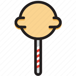 cooking, food, gastronomy, popsicle icon