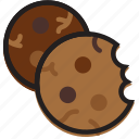 cookies, cooking, food, gastronomy icon