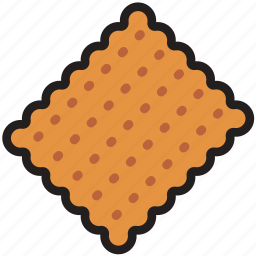biscuit, cooking, food, gastronomy icon