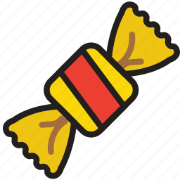 cooking, food, gastronomy, toffee icon