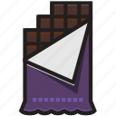 chocolate, cooking, food, gastronomy icon
