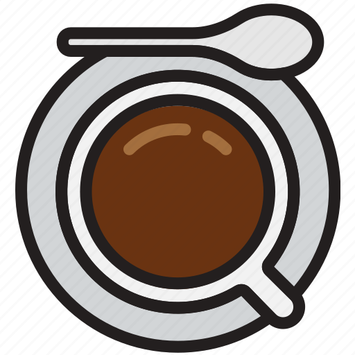 coffee, cooking, food, gastronomy, tea, time icon