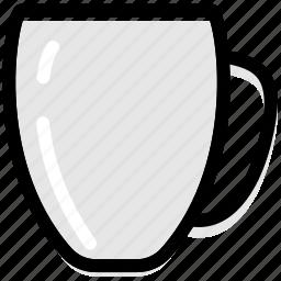 coffee, cooking, food, gastronomy, mug icon