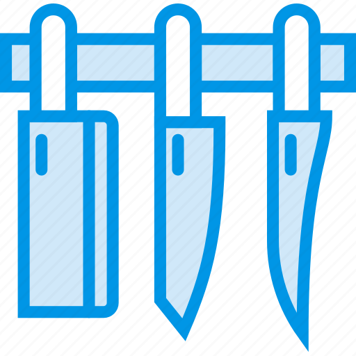 chef, cooking, food, gastronomy, knifes icon
