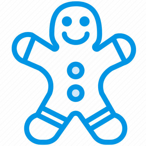 cookie, cooking, food, gastronomy, gingerbread icon