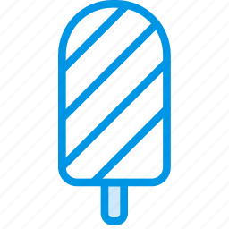 cooking, food, gastronomy, icecream, stripped icon