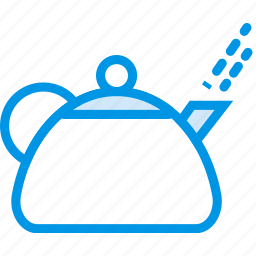 cooking, food, gastronomy, pot, tea icon