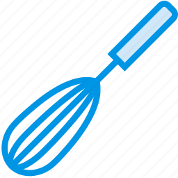 cooking, food, gastronomy, whisk icon
