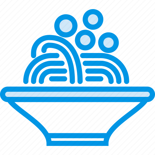 cooking, food, gastronomy, meatballs icon