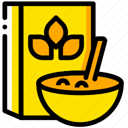 cereals, cooking, food, gastronomy icon