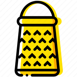 cooking, food, gastronomy, grater icon