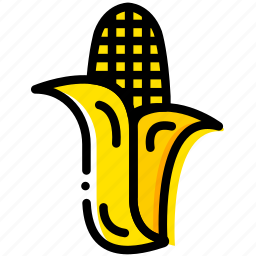 cooking, corn, food, gastronomy icon