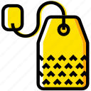 bag, cooking, food, gastronomy, tea icon