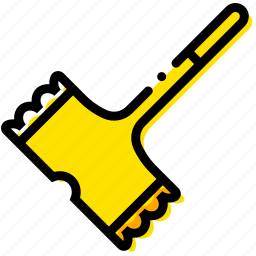 cooking, food, gastronomy, meat, tenderizer icon
