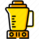 cooking, food, gastronomy, mixer icon
