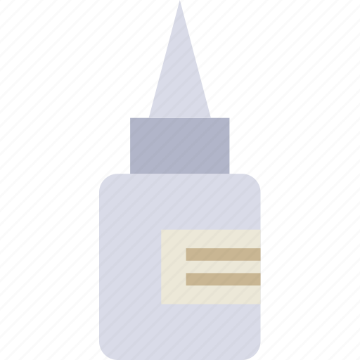 business, desk, desktop, glue, office, tool icon