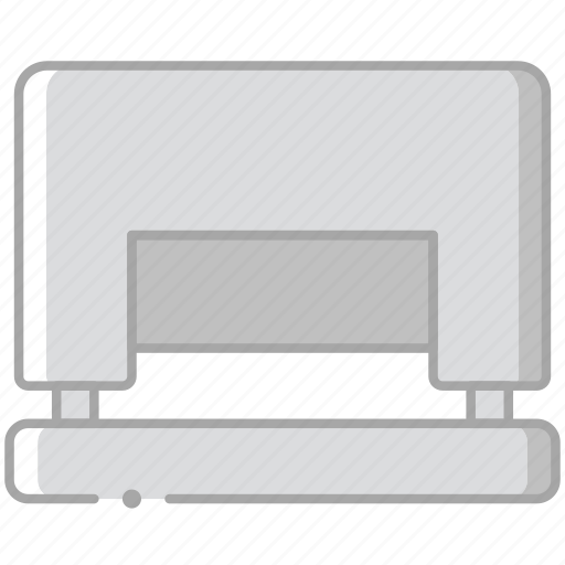 business, desk, desktop, office, paper, punch, tool icon
