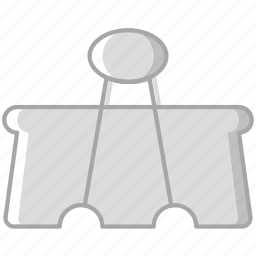 business, clip, desk, desktop, office, tool icon