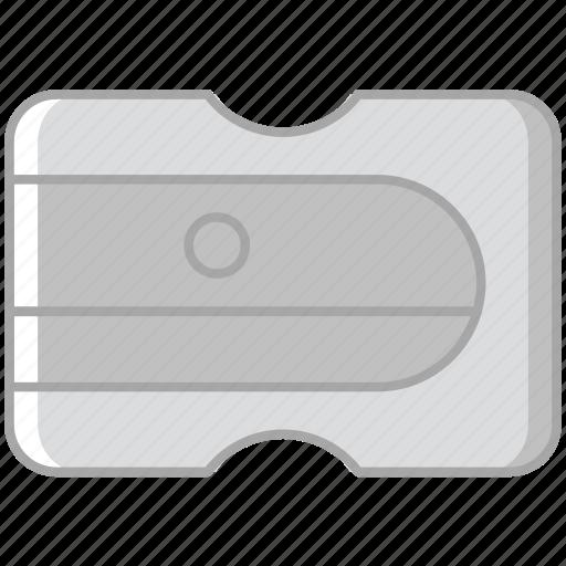 business, desk, desktop, office, sharpener, tool icon