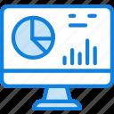 business, desk, desktop, graph, office, tool