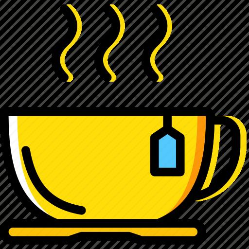 business, coffee, desk, desktop, office, tool icon