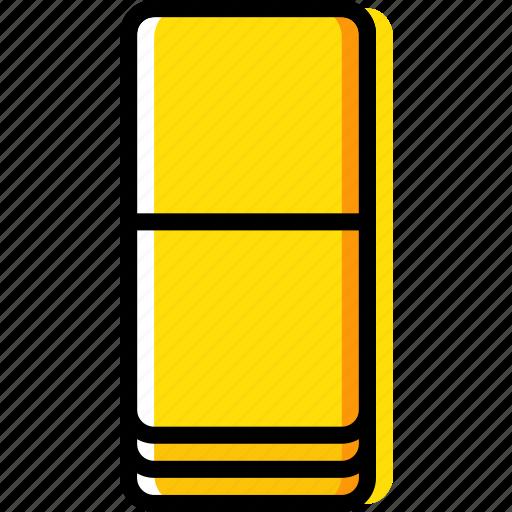 business, desk, desktop, eraser, office, tool icon