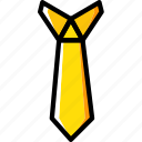 business, desk, desktop, office, tie, tool icon