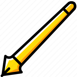 business, desk, desktop, office, pen, tool icon