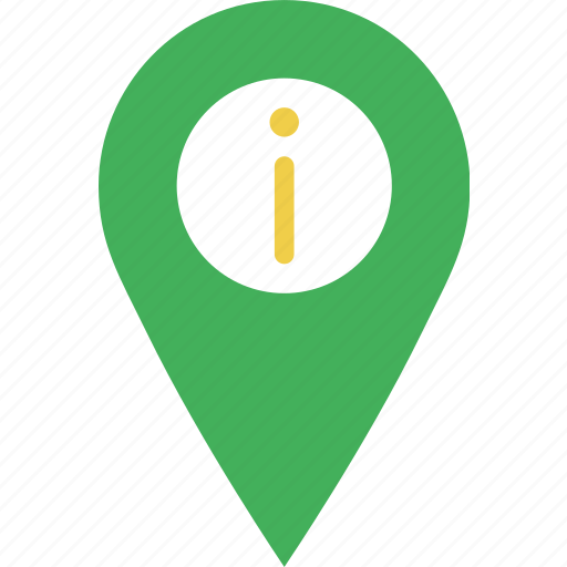 information, location, map, marker, navigation, pin icon