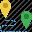 location, map, marker, navigation, pin, roadmap