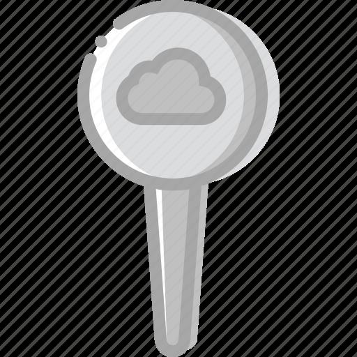 add, cloud, location, map, navigation, pin icon