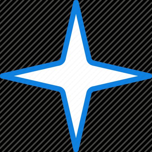 compass, map, navigation, pin icon