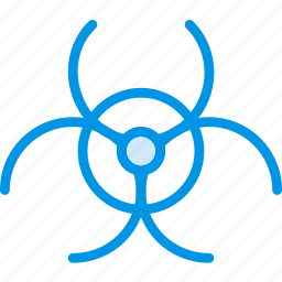 biohazard, chemistry, laboratory, research, science icon