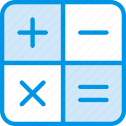calculator, chemistry, laboratory, research, science icon