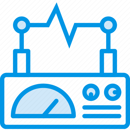 chemistry, electricity, laboratory, measure, research, science icon