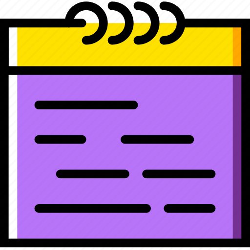 communication, date, essential, event, interaction icon