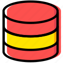 communication, database, essential, interaction icon
