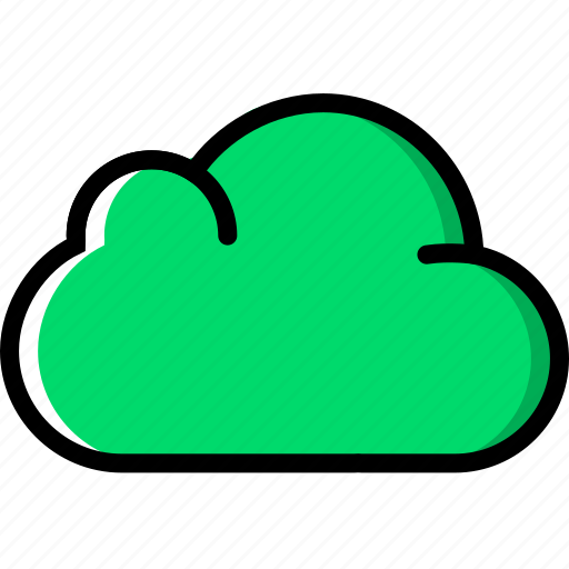 cloud, communication, essential, interaction icon